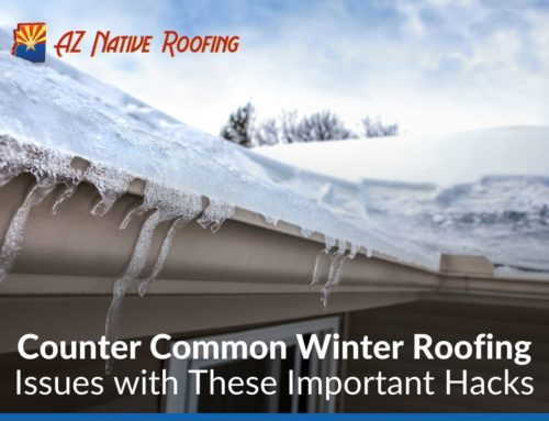 Counter Common Winter Roofing Issues with These Important Hacks